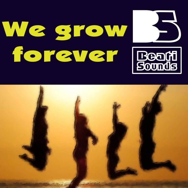 We grow forever